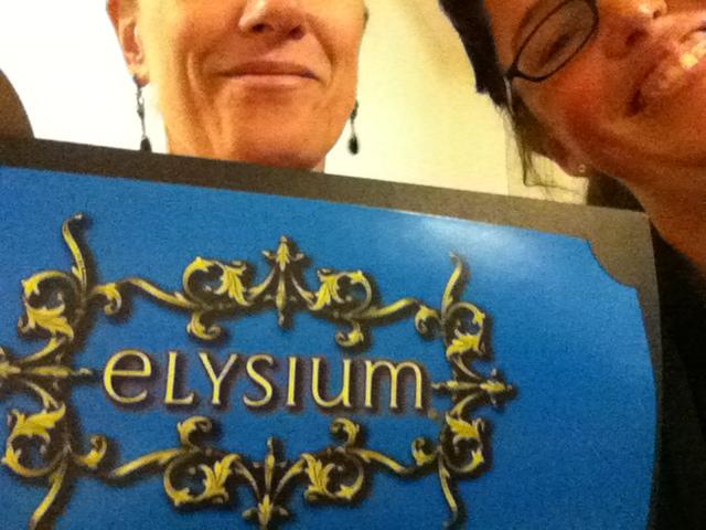 Listen to an interview between Taranga and Corrine about Elysium Training.